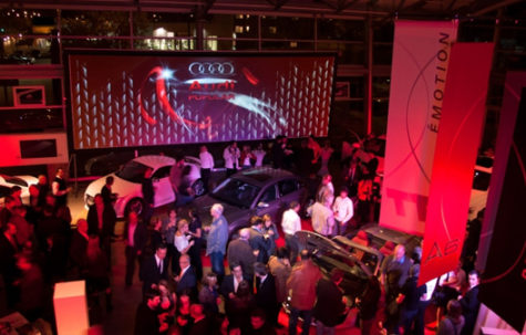 Audi Event LescoPro